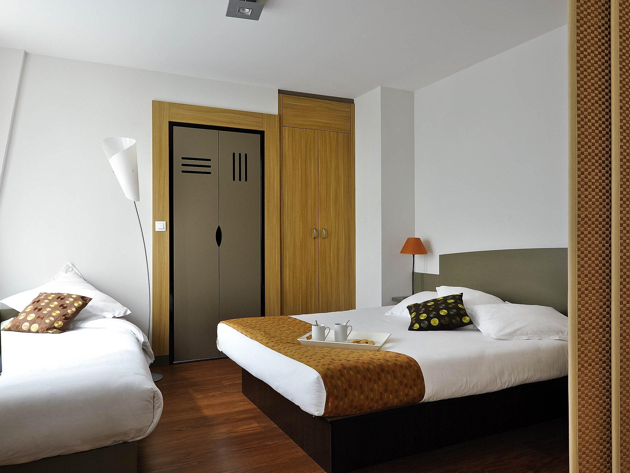 Ofertas de viajes a nantes desde 147 for Aparthotel nantes