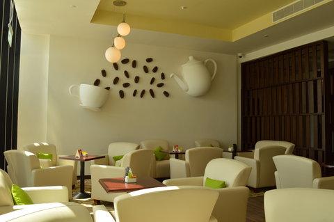 Holiday Inn ABU DHABI - Restaurant