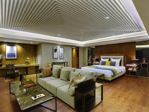 Novotel Kolkata Hotel and Residences - Guest Room