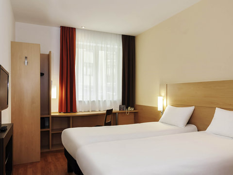 ibis Moscow Centre Bakhrushina - Guest Room