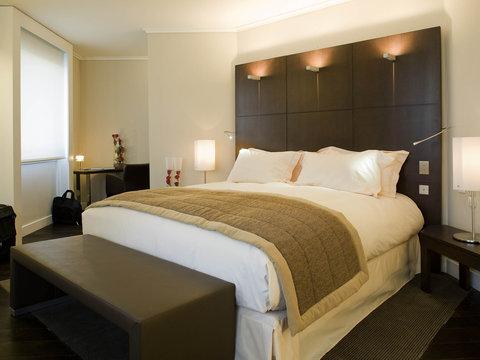 Sofitel Algiers Hamma Garden Hotel - Guest Room