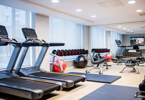 AC Hotel Birmingham - AC Fitness Center