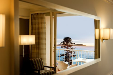 Crowne Plaza TERRIGAL - View from Room