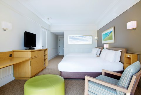 Crowne Plaza TERRIGAL - Double Bed Guest Room