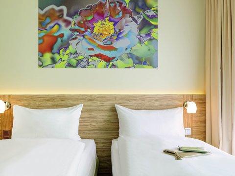 ibis Styles Hildesheim - Guest Room