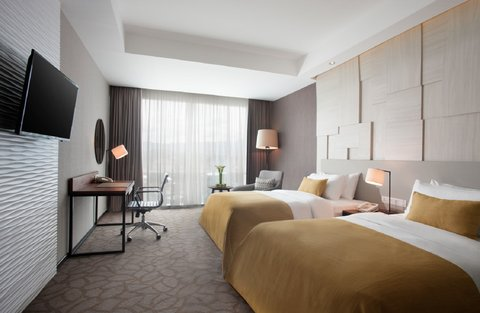 Crowne Plaza BANDUNG - Twin Bed Deluxe with a panoramic view of Bandung s city