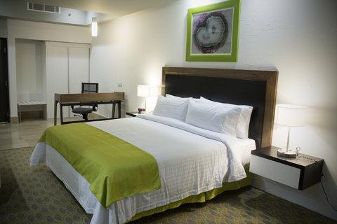 Holiday Inn QUERETARO ZONA KRYSTAL - Single Bed Guest Room