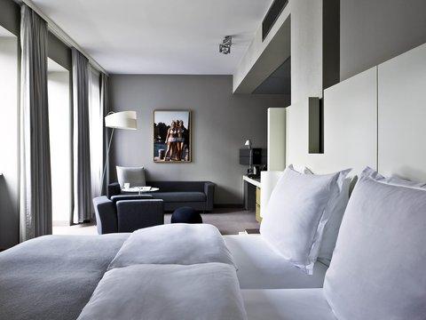 سوفيتيل هامبورغ ألتر فال - Guest Room