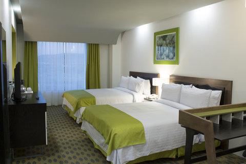 Holiday Inn QUERETARO ZONA KRYSTAL - Double Bed Guest Room