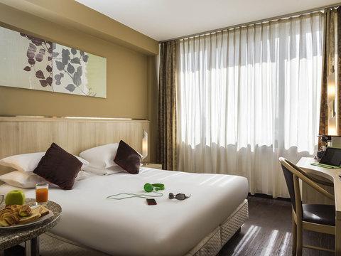 Adagio Geneve Mont Blanc - Guest Room