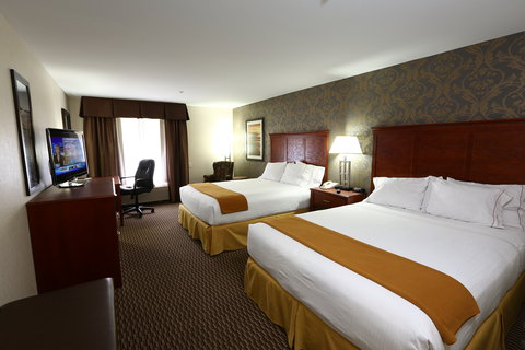 Holiday Inn Express HOLLAND - Guest Room Two Queen