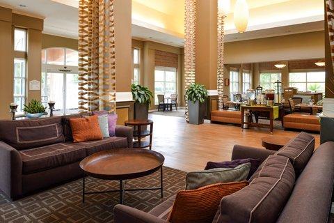 Hilton Garden Inn Napa - Hilton Garden Inn Napa Lobby