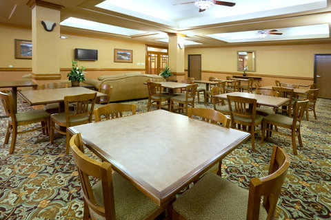 Holiday Inn Express & Suites ALICE - Breakfast Area
