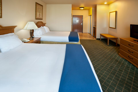 Holiday Inn Express & Suites ALICE - Double Bed Guest Room
