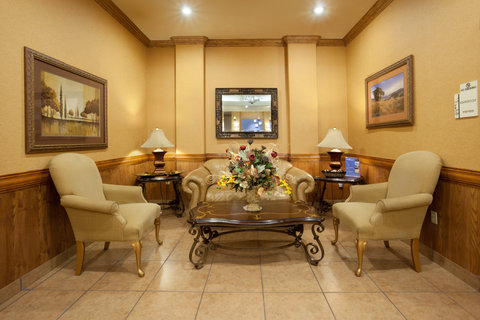 Holiday Inn Express & Suites ALICE - Hotel Lobby