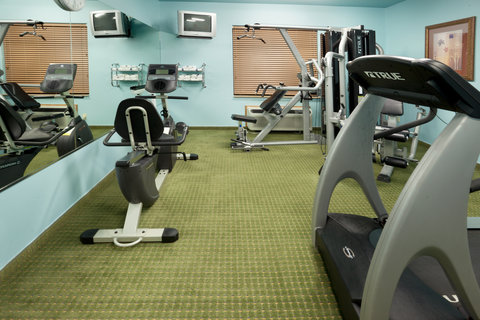 Holiday Inn Express & Suites ALICE - Fitness Center