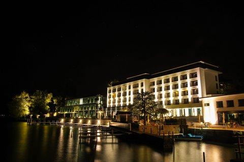 فندق كامبوس هيرتينستين - Exterior