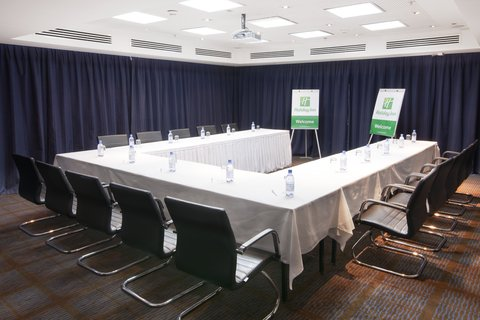 Holiday Inn ALMATY - Meeting Room ideal for conference or board meeting