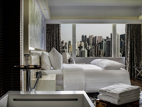 香港柏宁铂尔曼酒店 - Guest Room