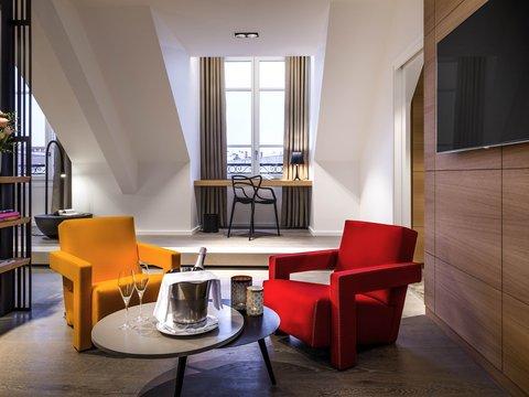 فندق غراند لا كلوش ديجون - ام غاليري باي سوفيتيل - Guest Room