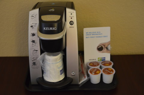 Holiday Inn Express Hotel & Suites Amarillo South - Keurig in every room