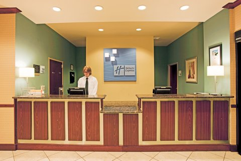 Holiday Inn Express Hotel & Suites Amarillo South - Quick check in with our friendly staff