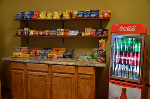 Holiday Inn Express Hotel & Suites Amarillo South - Sweets for the sweet