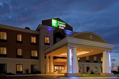 Holiday Inn Express Hotel & Suites Amarillo South - A Good Nights Sleep