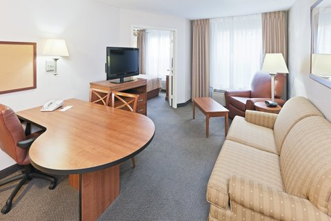 Candlewood Suites DALLAS/MARKET CENTER - One Bedroom Suite