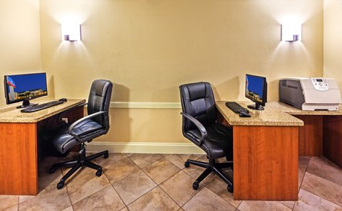 Candlewood Suites DALLAS/MARKET CENTER - Business Center