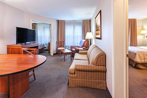 Candlewood Suites DALLAS/MARKET CENTER - Suite