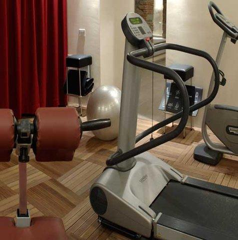 Borghese Palace Art Hotel - Gym