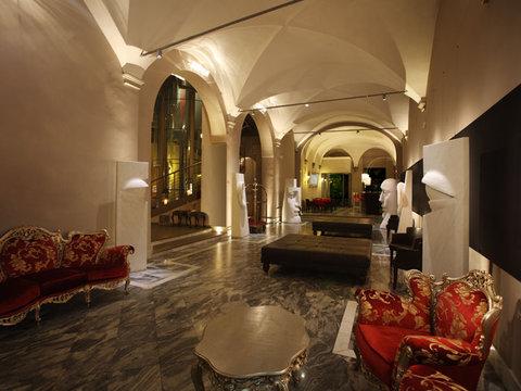Borghese Palace Art Hotel - Lobby