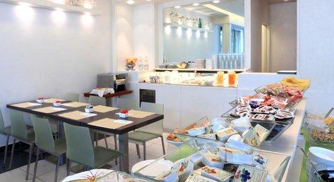 Hotel La Torretta - Breakfast Room