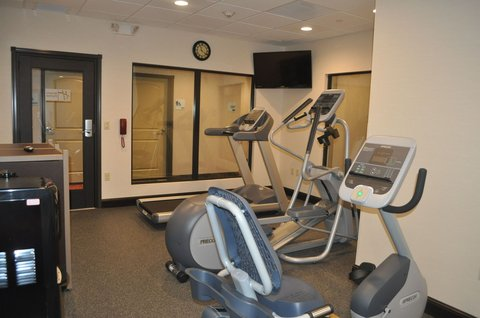 Holiday Inn Express & Suites GREENSBURG - Keep up your exercise regimen during your stay