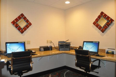 Holiday Inn Express & Suites GREENSBURG - Stay in touch in our 24 hour business center