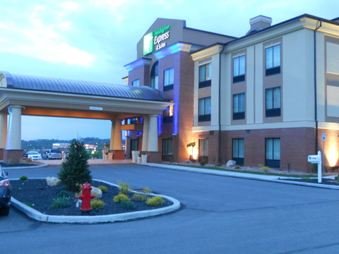 Holiday Inn Express & Suites GREENSBURG - Hotel Exterior