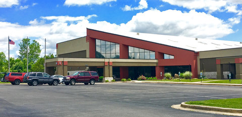 Holiday Inn ALTON (LEWIS&CLARK TRAIL SITE) - Exterior June