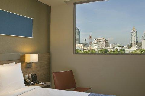 Holiday Inn Express Bangkok Sathorn - View from Room - Holiday Inn Express Bangkok Sathorn