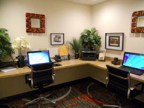 Holiday Inn Express & Suites GREENSBURG - Business Center