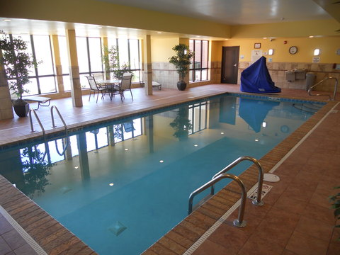 Holiday Inn Express & Suites GREENSBURG - Relax in our indoor heated pool