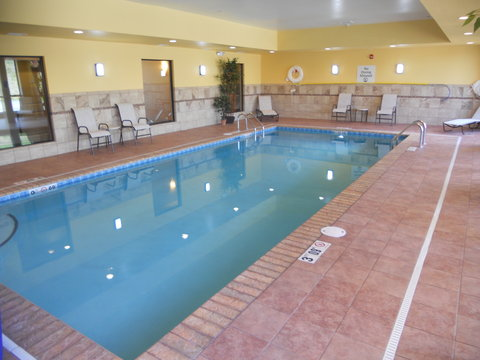 Holiday Inn Express & Suites GREENSBURG - Swimming Pool