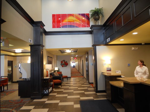Holiday Inn Express & Suites GREENSBURG - We are glad you are here