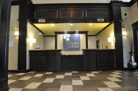 Holiday Inn Express & Suites GREENSBURG - Welcome to our hotel