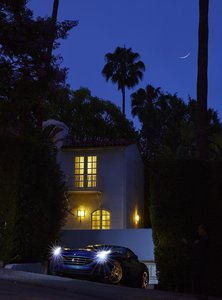 Exterior view - Sunset Marquis Hotel West Hollywood