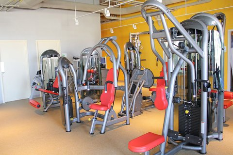 Holiday Inn Hotel & Suites EAST PEORIA - Fitness Center