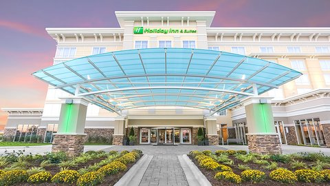 Holiday Inn Hotel & Suites EAST PEORIA - Entrance