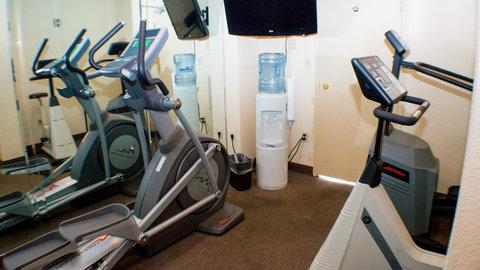 Holiday Inn GAINESVILLE-UNIVERSITY CTR - Fitness Center