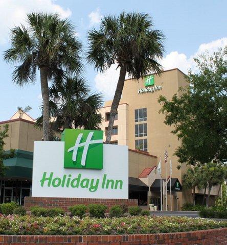 Holiday Inn GAINESVILLE-UNIVERSITY CTR - Hotel Exterior