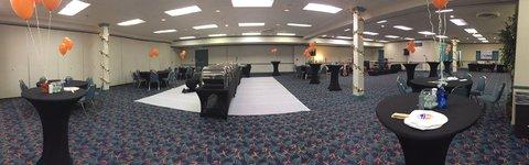 Holiday Inn GAINESVILLE-UNIVERSITY CTR - Ballroom